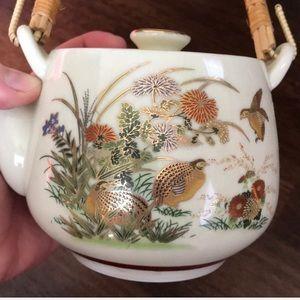 VTG••Otagiri Japanese teapot